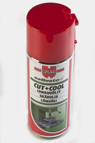Cut + cool leikkuuöljy 400 ml